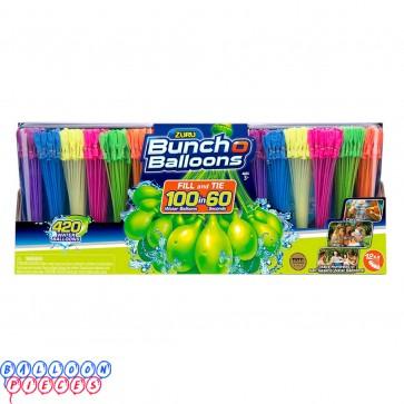 Zuru Bunch O Balloons Self-Sealing Quick Fill Water Balloons