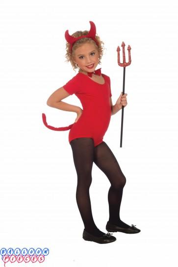 Child Plush Kit-Devil