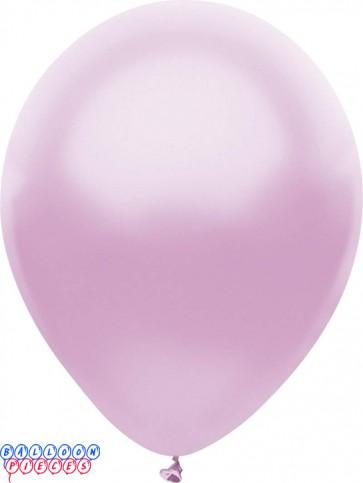 Metallic Silk Lilac Color 5inch Latex Balloons 50ct