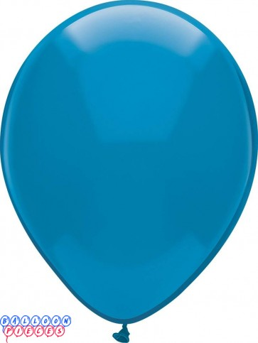 Midnight Blue Royal Rich Color 12inch Latex Balloons