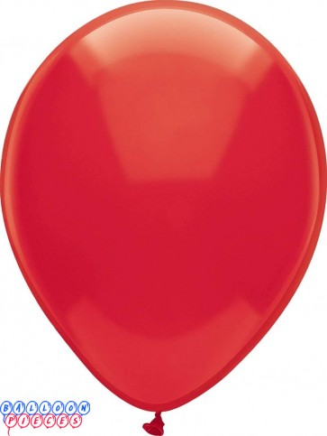 Real Red Royal Rich Color 5 inch Latex Balloons 50ct