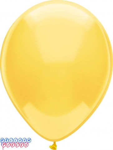 Lemon Yellow Royal Rich Color 12inch Latex Balloons