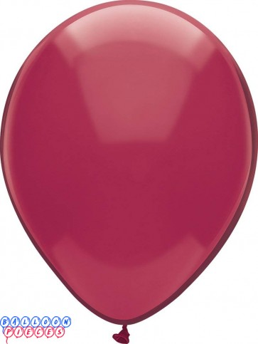 Deep Burgundy Royal Rich Color 12inch Latex Balloons