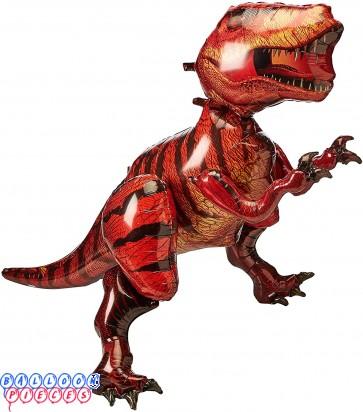 """Jurassic World T-Rex Air-Walker Foil Balloon 68"""""""