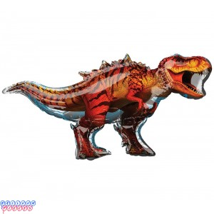 "Jurassic World T-Rex 45"" Foil Balloon"