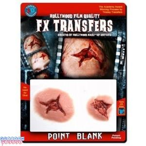 Point Blank – 3D FX Transfers